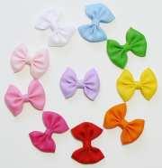 little girls hair bow set small