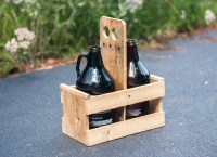 Beer Caddy Beer Growler Carrier Beer Growler 64oz