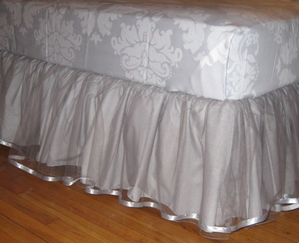 Daybed Dust Ruffle Bed Skirt