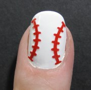 baseball softball toe nail