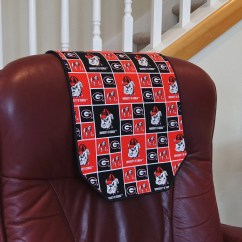 Chair Covers For Headrest Sayl Task Recliner Cover Made With Uga By Chairflair