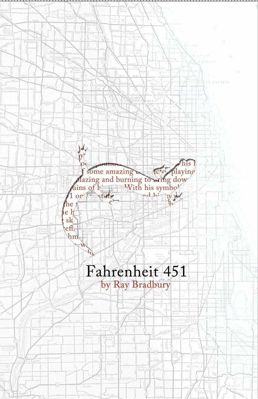 Fahrenheit 451 Poster Print