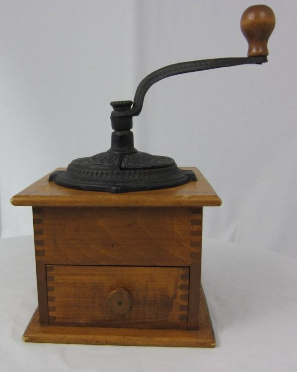 Antique Coffee Grinder Great Vintage Condition Dovetail