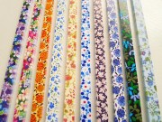 origami lucky star paper strips
