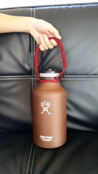 Handmade Hydro Flask Handle Holder Widemouth holder only
