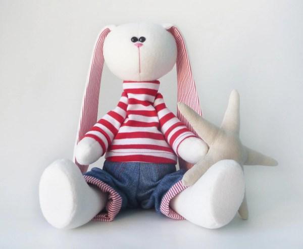 Stuffed Bunny Rabbits Plush Toy