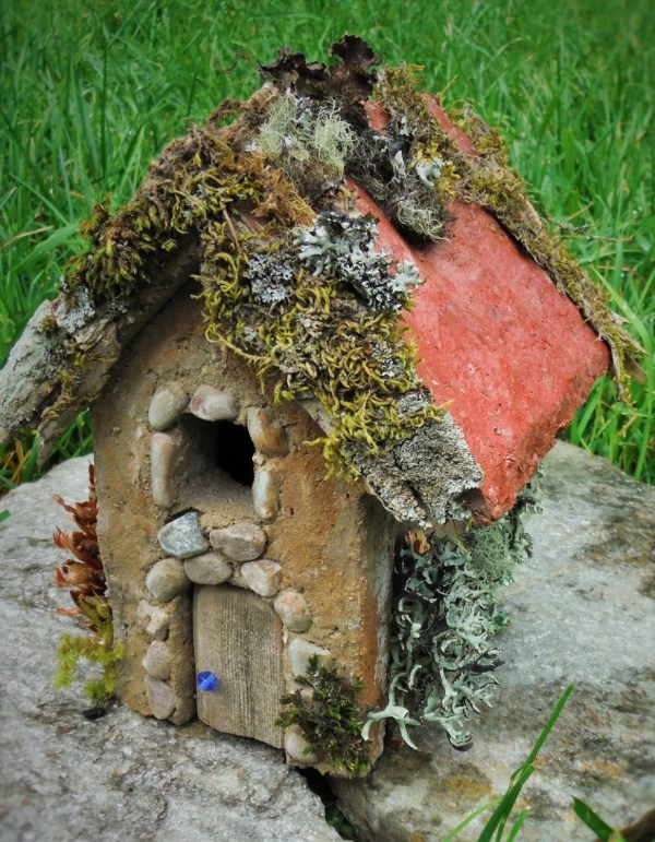 Real Fairy Houses - Year of Clean Water