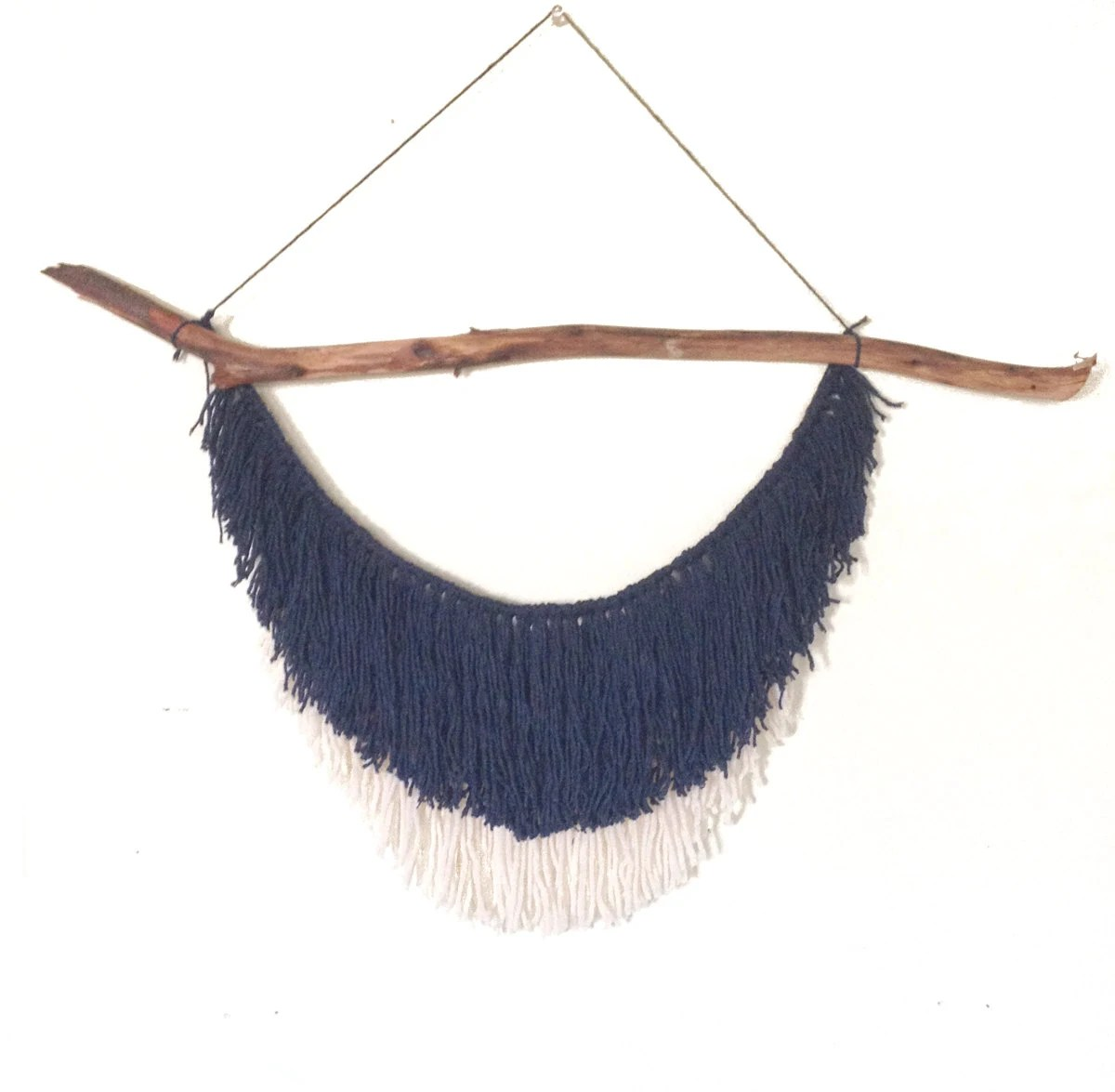Items Similar To Crescent Moon Wallhanging On Etsy