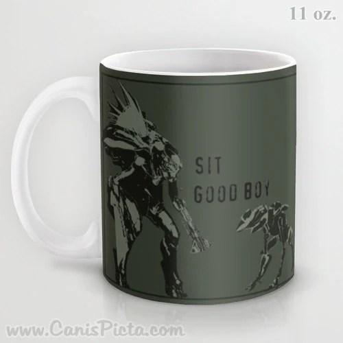Items Similar To Halo Mug Promethean Crawler 11 15 Oz Cup