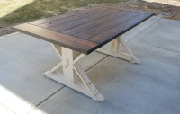 Kent Dining Table Trestle