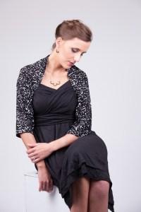 Evening shawls wraps black evening wrap shrugs boleros by ...