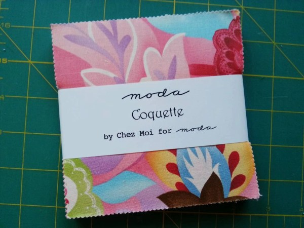 Chez Moi Coquette Charm Pack Moda Oop And Vhtf