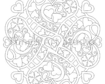 Popular items for coloring printable on Etsy