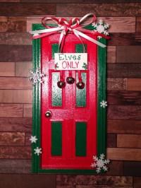 Elves ONLY Door
