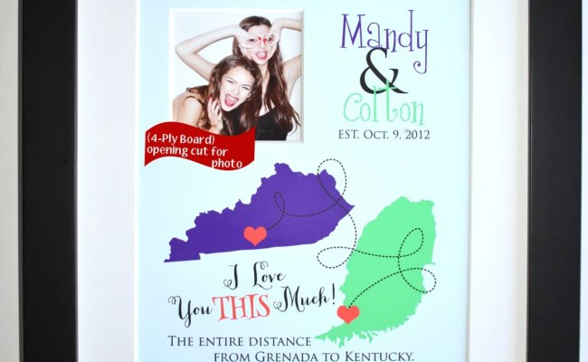 Best Friend Moving Away Gift Ideas Any Two States Long By