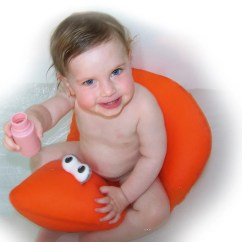 Bath Tub Chair For Baby Round Swivel Chairs Shibaba Seat Ring Seats Babies Safety
