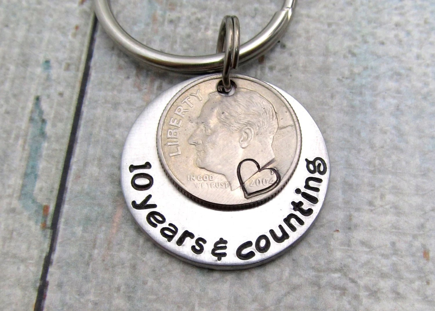 10th Wedding Anniversary Gift Personalized By