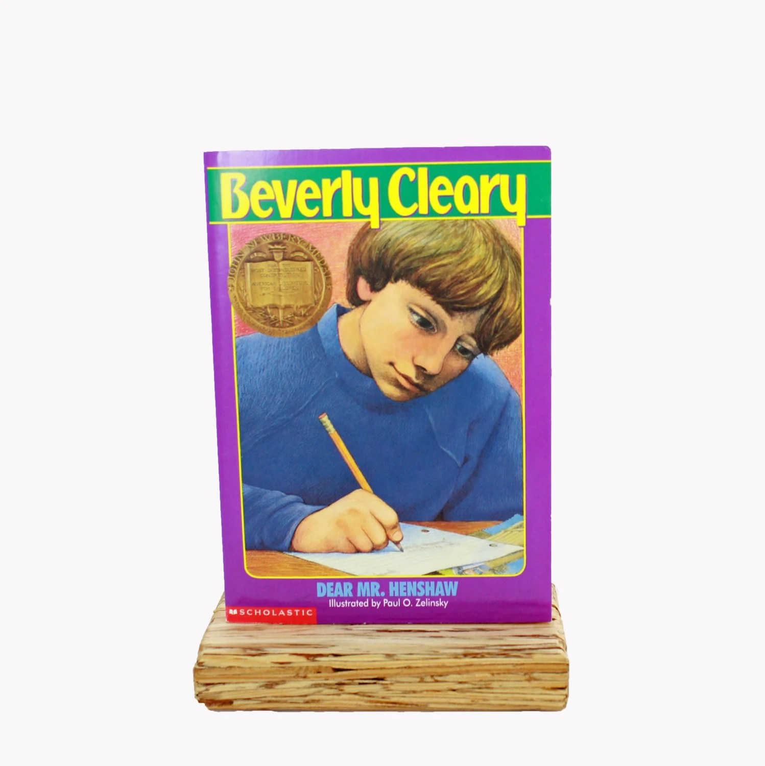 Dear Mr Henshaw By Beverly Cleary By Ocbookshoppe On Etsy