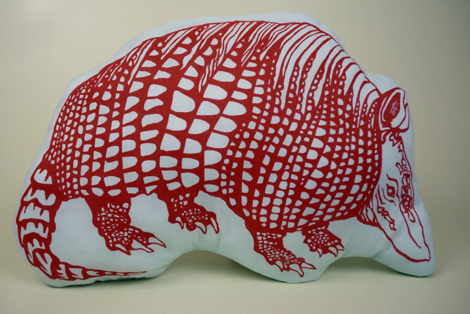 Armadillo Pillow large