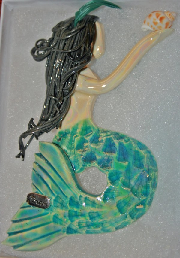 Mermaid Ornament 16