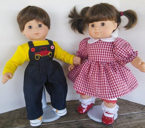 American Girl 15 Bitty Twins Doll Clothing Boy