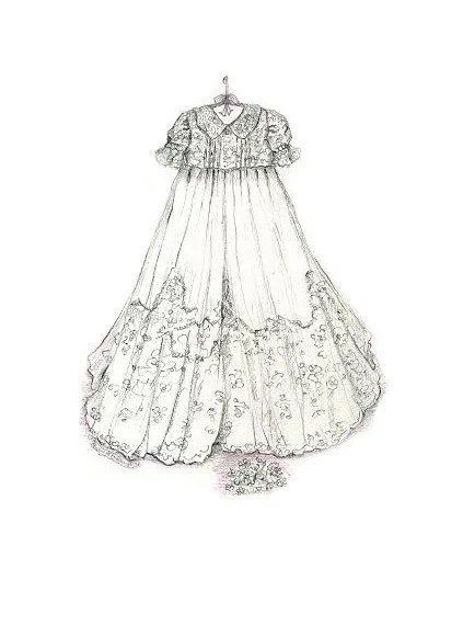 christening gown on Etsy, a global handmade and vintage