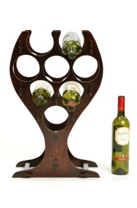 Wine Rack Decorative Wine Bottle Holders Unique Wine Bottle