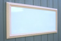 FRAMED DRY ERASE Board For Sale Magnetic by RevivedVintage