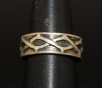 James Avery Ring Sterling Silver Crown of Thorns Band Ring