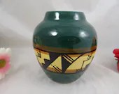 Ute Mountain Pottery Vase...