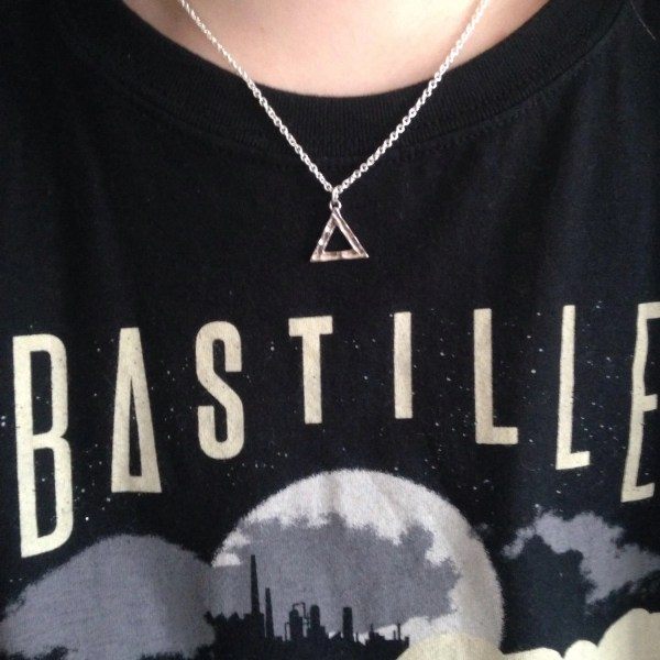 Bastille Inspired Logo Necklace Trumandesign