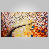 Extra Large Wall Art Oil Painting Large Canvas Art Framed Wall