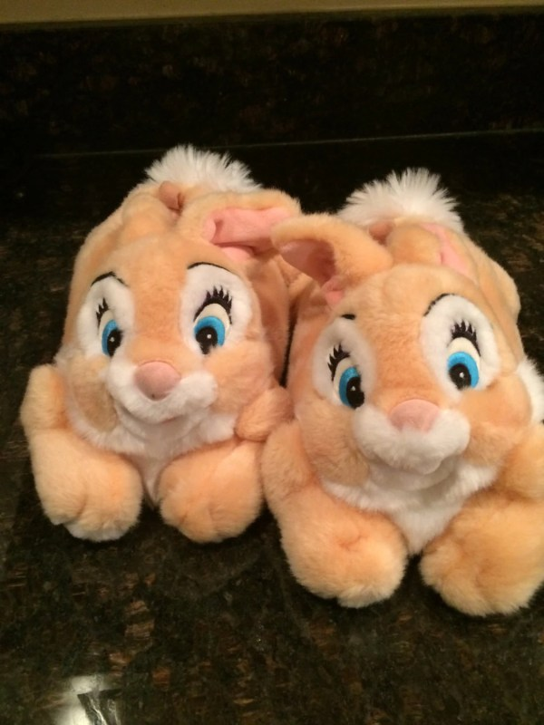 Easter Bunny Slippers Children' Size 9 10