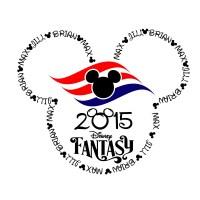 Disney Cruise Magnet Designs | Joy Studio Design Gallery ...