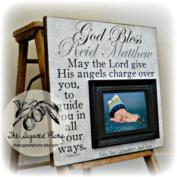 Baptism Goddaughter Godson Christening
