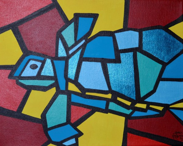 Picasso Painting Cubism Art