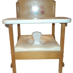 Wooden Potty Training Chair Bouncy For Adults Folding With Tray Made By Nuline