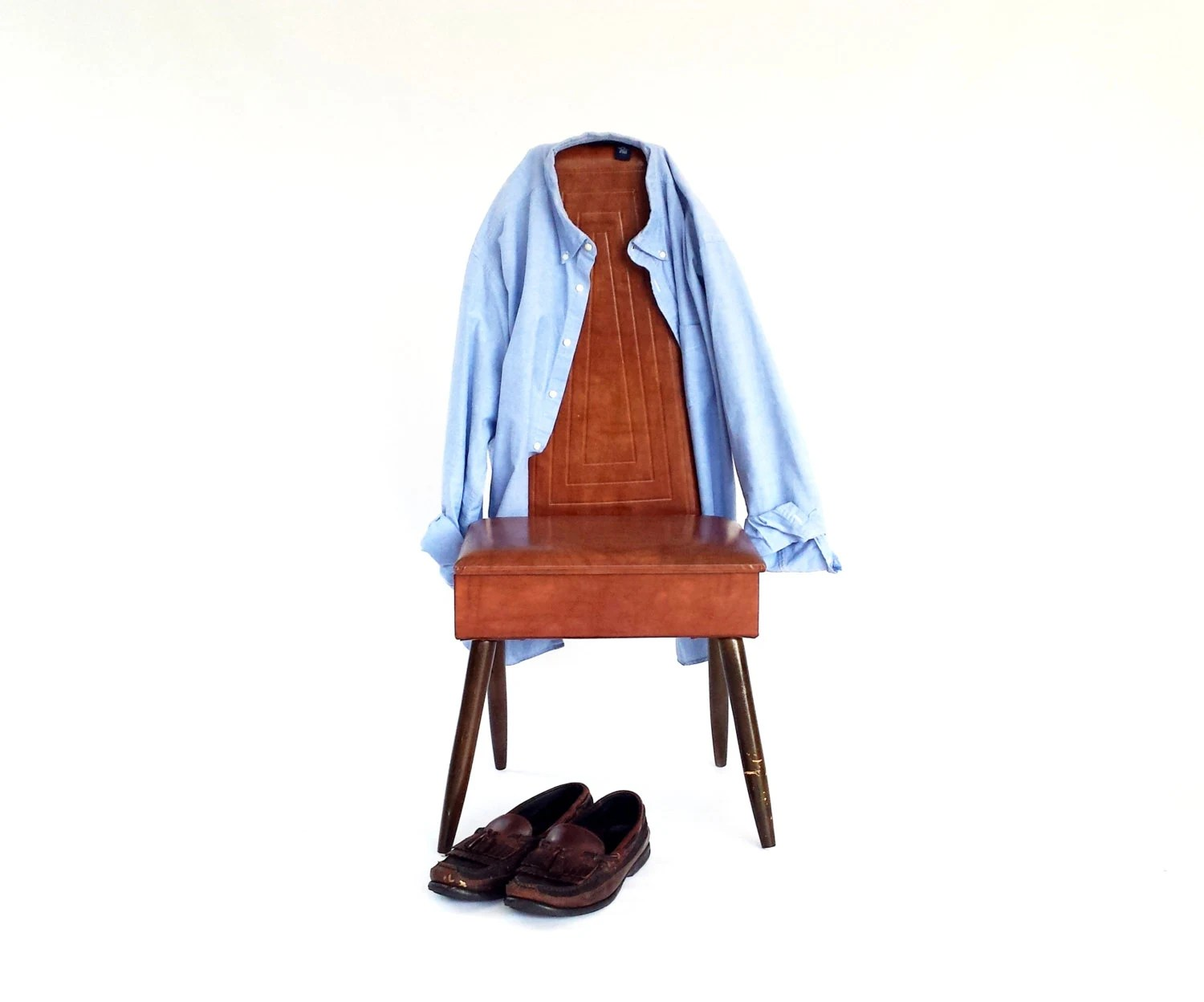 Mens Valet Chair Valet Chair Mid Century Mens Wardrobe Chair By