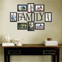 Family Picture Frame Wall Decal Photo Wall Decal Removable