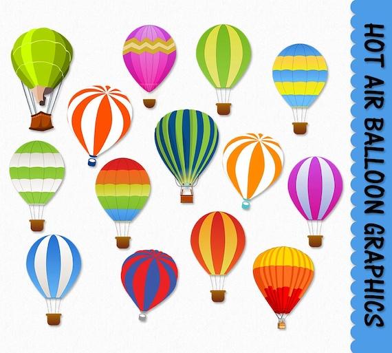 hot air balloons clip art balloon