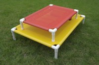 Outside Dog Cot Custom Made Dog Cots Dog Beds For Camping