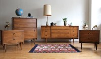 Mid Century Modern Bedroom Set by Hooker