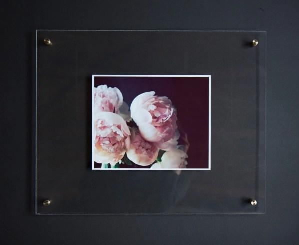 16x20 Acrylic Frame Kit