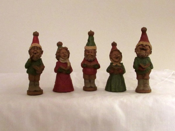 Tom Clark Gnome Figurines Collectible