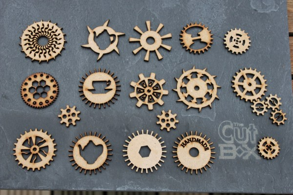 Steampunk Cogs Craft And Art Projects