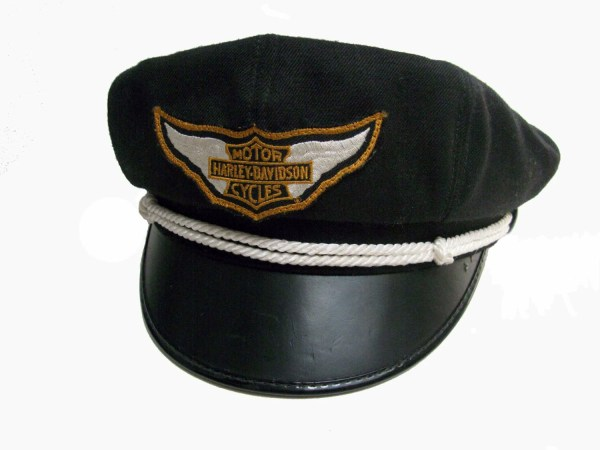 Harley Davidson Motorcycles Cap Mens Road Captain Hat