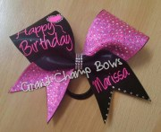 happy birthday personalized cheer