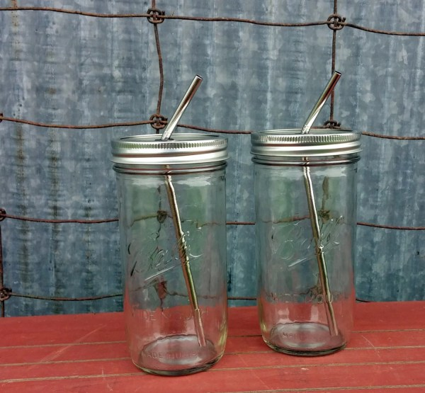 24 Oz Wide Mouth Ball Mason Jars