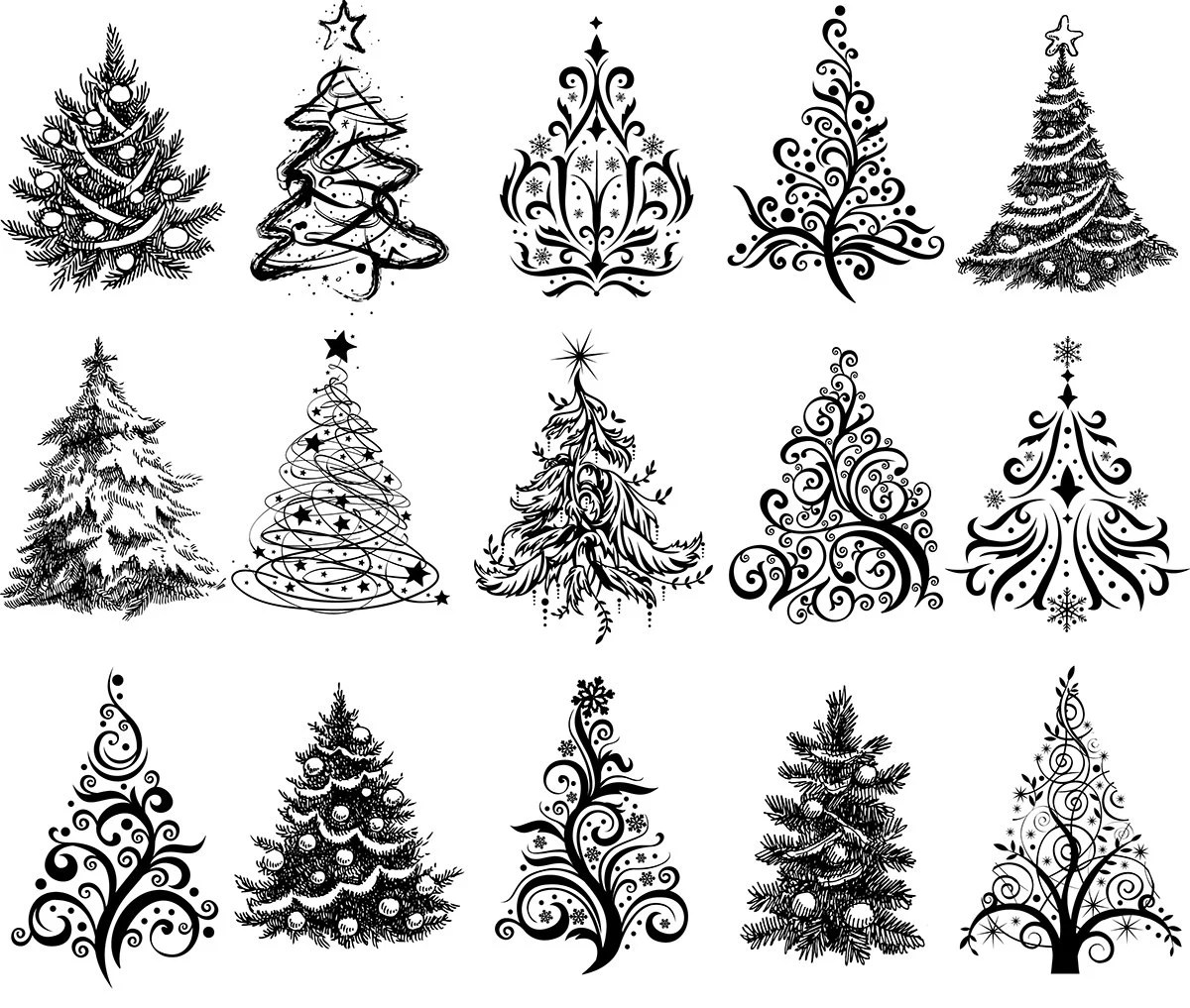 Popular items for Xmas Clipart on Etsy