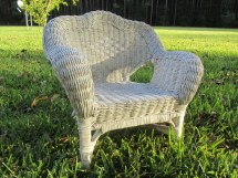 Interior Design Home Ideas Antique Wicker Furniture